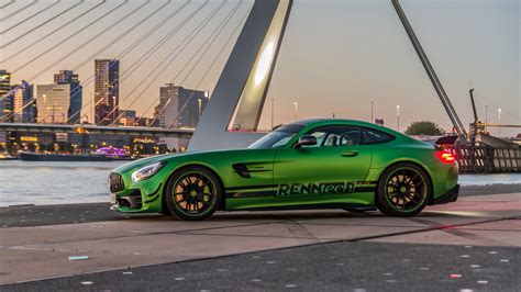 If you would like to know more about me renntech have been working on a bit if a beast in the form of the amg gt s, in fact it raises power to 620hp which is more than in the amg gt r even. Renntech Mercedes-AMG GT R 2018 4K 5 Wallpaper | HD Car Wallpapers | ID #10463