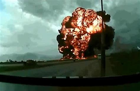 bragram  cargo plane crash mrap vehicles plane