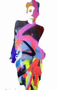 Pop Art Graffiti Style fashion illustration. On ebay. It's ...