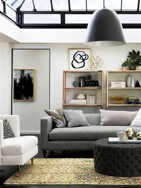 amazing modern apartment living room design  ideas