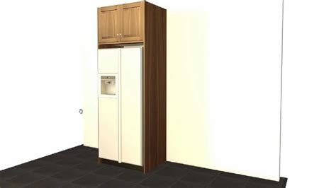 diy kitchen cabinets less than 250 dio home improvements how to build a refrigerator cabinet www redglobalmx org