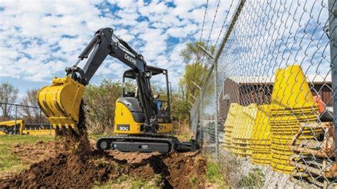 choosing mini excavator