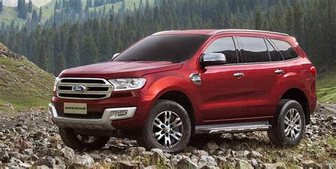 ford endeavour release date features price rumors