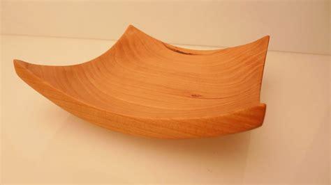 square bowl   lathe woodturning