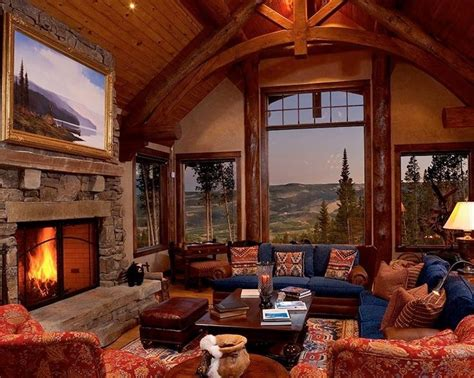 35 Best Rustic Home Decor Ideas And Designs For 2019: 35 Best Rustic Fireplace Design Images On Pinterest