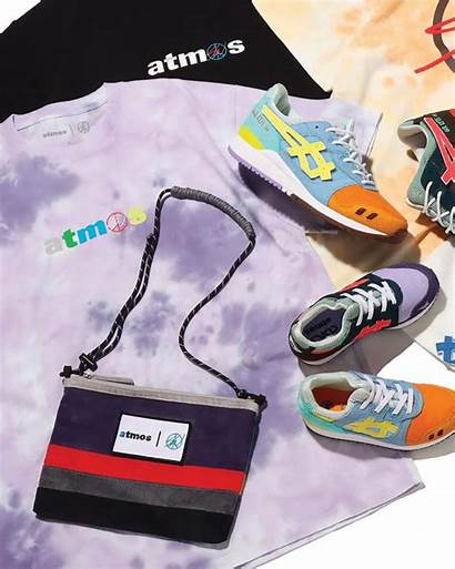 Atmos Wotherspoon Asics Sean Release Gel Lyte