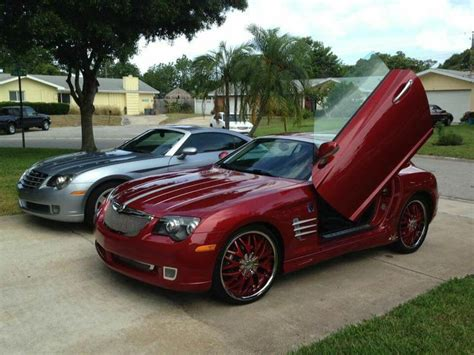 Custom Chrysler Crossfire by 1000 Images About Chrysler Crossfire On Cars