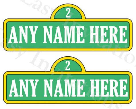 sesame sign template 8 best images of printable sesame sign personalized sesame sign template sesame