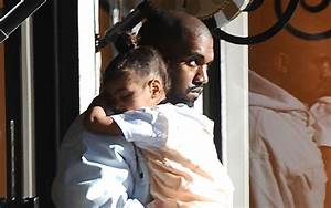 Kanye West Passes Out In A Store While Watching North West ...