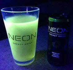 Neon Energy Drink Recipes For The Mixologist In You
