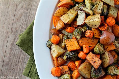 fall vegetables roasted fall vegetables love grows wild