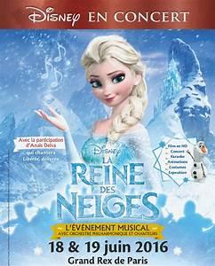 Concert De La Region 2016 : la reine des neiges cin concert au grand rex en juin brain damaged ~ Medecine-chirurgie-esthetiques.com Avis de Voitures