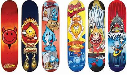 Industries Skateboard Decks Flameboy Wet Willy Skateboards