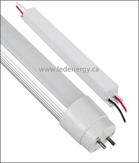 t12 ho l lumen output led tubes with external driver 100 277v 347v led