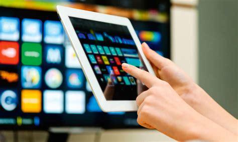 tablet auf tv tv signal 252 ber wlan streamen drei l 246 sungen pc magazin