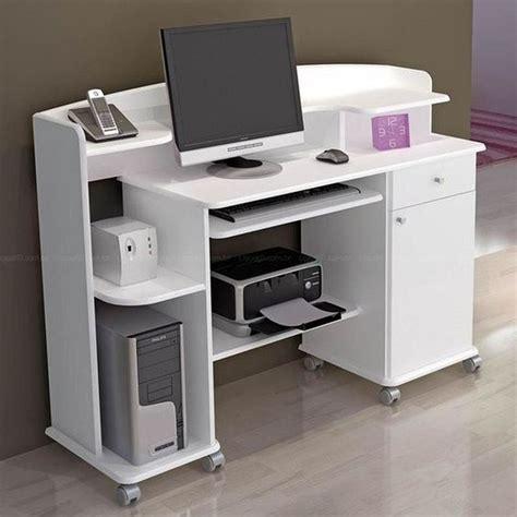 20 best modern computer desk designs in white color