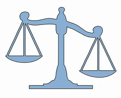 Justice Scales Clipart Stress Drawing Uneven Hard