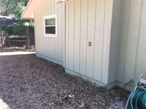 Outdoor Shower Installation Gainesville Fl Jw Freeman