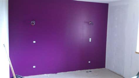 chambre couleur violet couleur chambre bebe