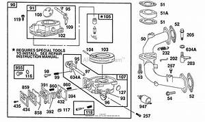 35 Briggs And Stratton Choke Assembly Diagram