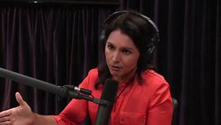 Gabbard Says She'd Drop All Charges Against Assange And Snowden…