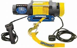 Amazon Com  Superwinch 1145230 Terra 45 4500lbs  2046kg