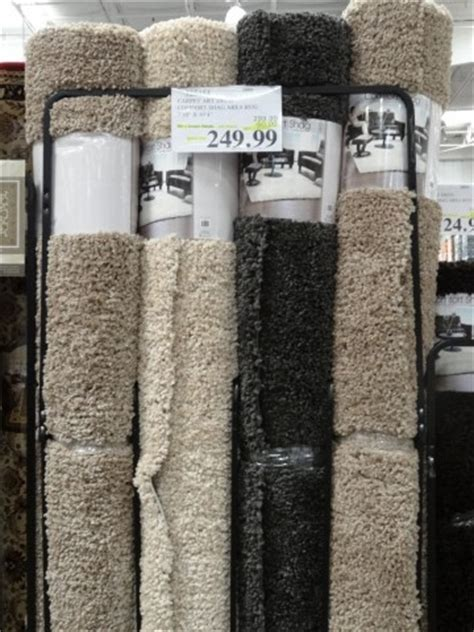 area rugs at costco comfort shag area rug