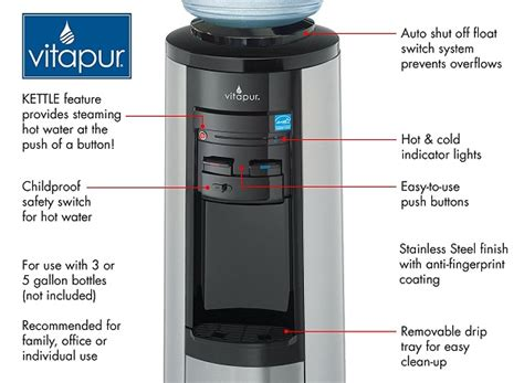 Top 10 Best Hot And Cold Water Dispensers In 2017 Reviews
