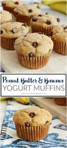 Bananen Joghurt Muffins : peanut butter banana yogurt muffins ~ Lizthompson.info Haus und Dekorationen