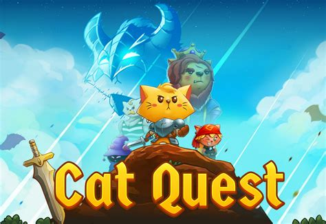 cat quest   steam release date  playstation