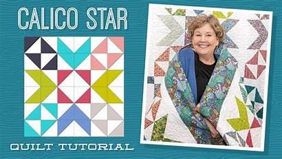 Missouri Quilt Jenny Doan Tutorial Calico Tutorials