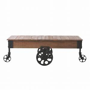 home decorators collection holden distressed natural With home decorators coffee table