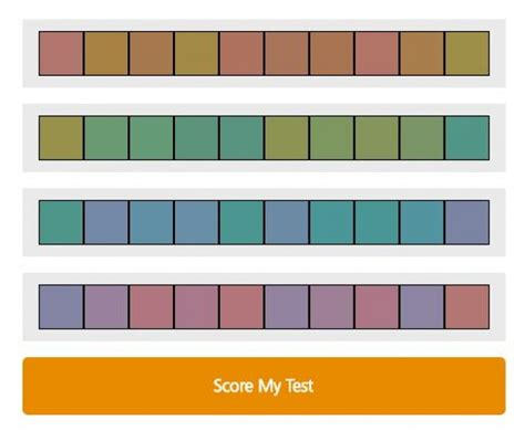 color hue test your color iq with this color challenge