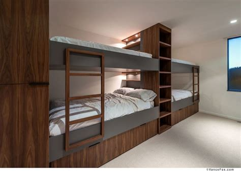 inspirational examples  built  bunk beds