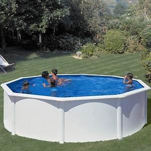 Piscine Hors Sol Plastique : tous nos choix de piscine hors sol acier tubulaire ou ~ Premium-room.com Idées de Décoration