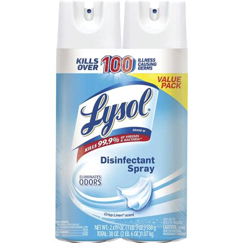 Lysol Linen Disinfectant Spray - Ready-To-Use Spray