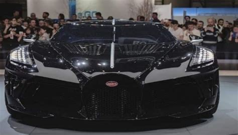Type 57s were built from 1934 through 1940, with a total of 710 examples produced. CR7 Bought World's Most Costly Car: A £9.5M Bugatti La Voiture Noire - 365reporter