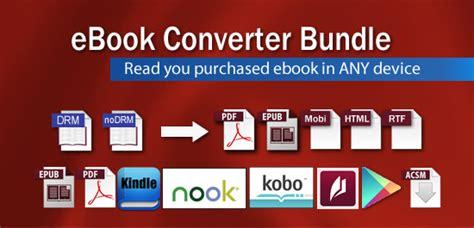 converter remove drm  convert    epub
