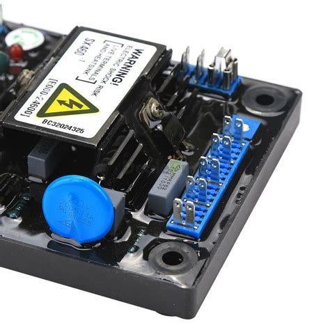 Avr Automatic Voltage Volt Regulator Replacement For