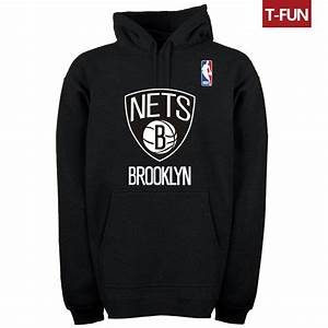 NBA Brooklyn Nets Deron Williams #8 logo hoodie by ...