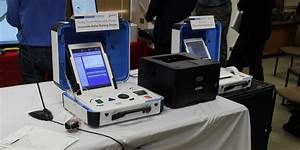 Barcodes Stir Anxiety As Georgia Eyes New Voting System