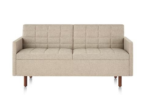 Classic Settees by Tuxedo Classic Settee Herman Miller