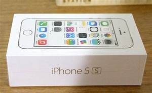 Apple iPhone 5s silver (Unlocked), brand new in sealed box ...