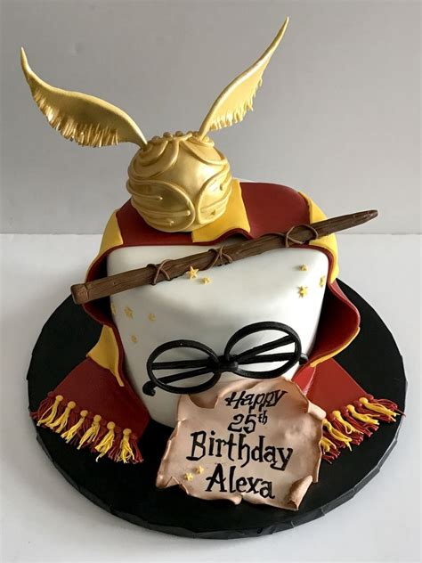 Best Diy Harry Potter Cake Ideas And Images On Bing Find What
