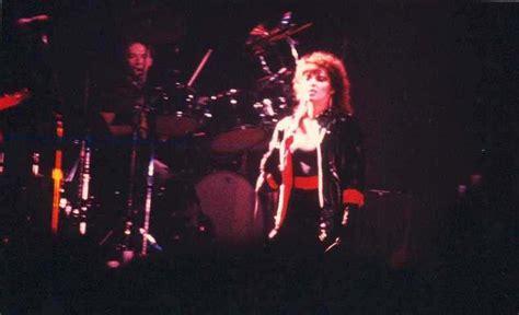 pat benatar s concert in grenoble 1983