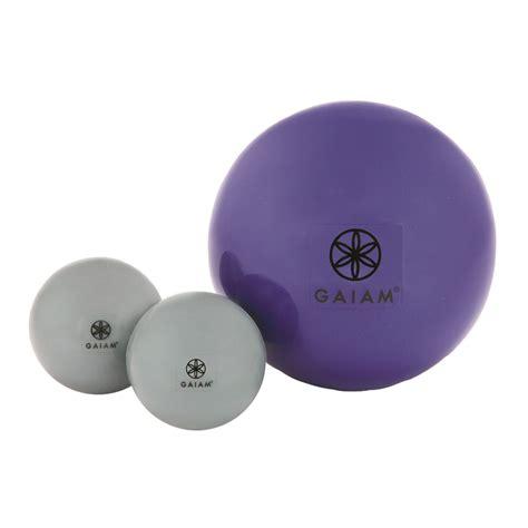 Amazon.com : Gaiam Massage Therapy Kit : Yoga Starter Sets