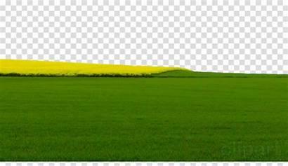 Plain Clipart Land Clip Transparent Grassland Field