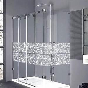 Stickers Porte Salle De Bain : stickers salle de bain douche ~ Dailycaller-alerts.com Idées de Décoration