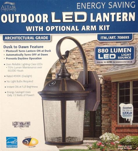 costco outdoor lights costco led outdoor lights altair lighting outdoor led
