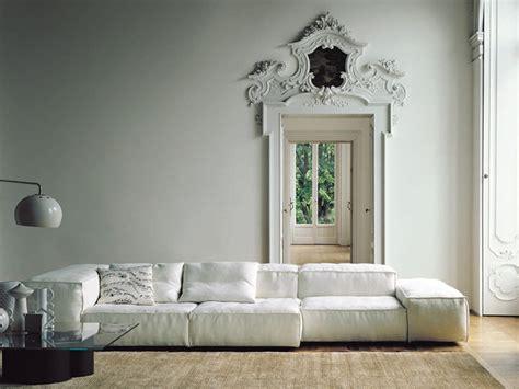 Modular Sofa Extrasoft By Living Divani Design Piero Lissoni